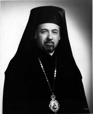 1955-1960: Bishop Polyefktos of Tropaiou (Later Metropolitan of Aneon)