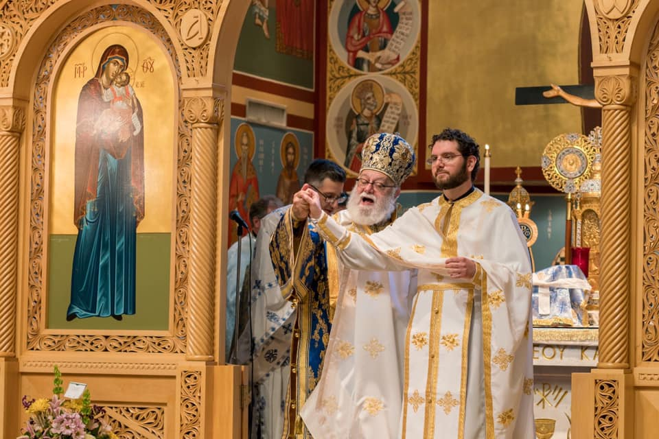 Eastern Region Brothers in Law and Spirit Ordained, Priests Honored