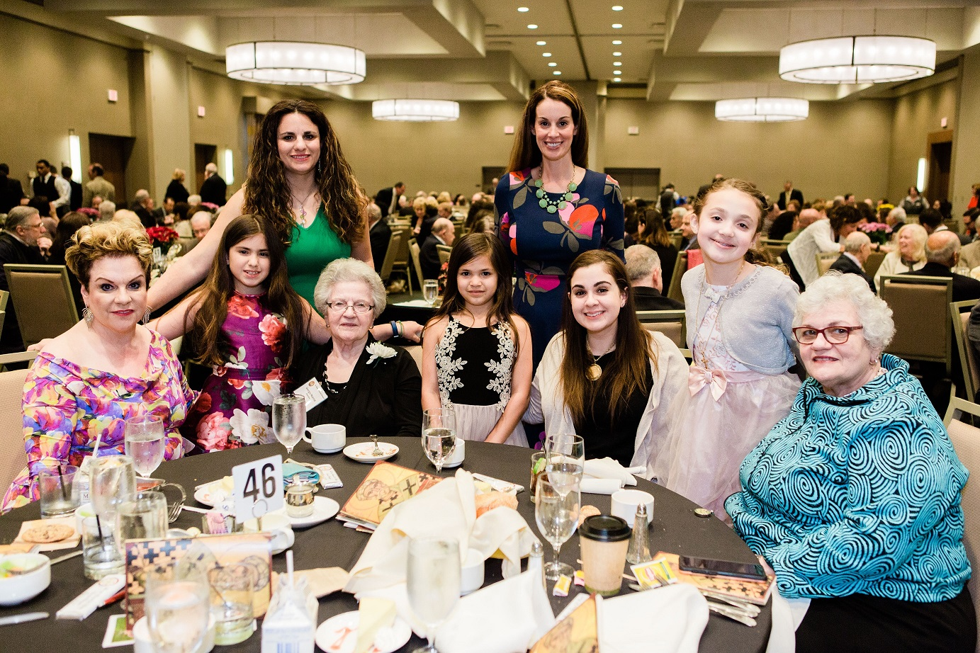 6th Annual St Photios Banquet Honors Volunteers